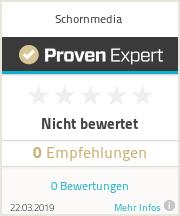 Erfahrungen & Bewertungen zu Schornmedia