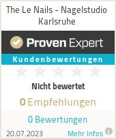 Erfahrungen & Bewertungen zu The Le Nails - Nagelstudio Karlsruhe