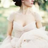 Gorgeous Cap Sleeve Wedding Dresses