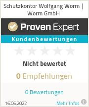 Erfahrungen & Bewertungen zu Schutzkontor Wolfgang Worm | Worm GmbH