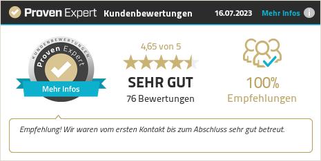 Kundenbewertung & Erfahrungen zu ImmoInvestConcept GmbH. Mehr Infos anzeigen.