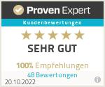 Erfahrungen & Bewertungen zu Pflegenio GmbH