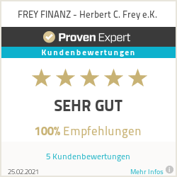 Erfahrungen & Bewertungen zu FREY FINANZ - Herbert C. Frey e.K.