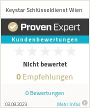 Erfahrungen & Bewertungen zu Keystar Schlüsseldienst Wien