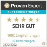 Erfahrungen & Bewertungen zu Berliner Detektei