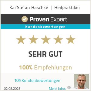 Erfahrungen & Bewertungen zu Kai Stefan Haschke