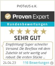 Erfahrungen & Bewertungen zu PrOTeUS e.K.