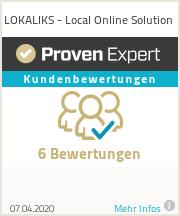 Erfahrungen & Bewertungen zu LOKALIKS - Local Online Solution