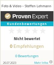Erfahrungen & Bewertungen zu Foto & Video - Steffen Lehmann