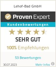 Erfahrungen & Bewertungen zu Torsten Lehmann