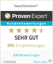 Erfahrungen & Bewertungen zu flavorSelection®