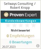 Erfahrungen & Bewertungen zu Sellways Consulting / Robert Kropp