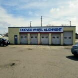 Hoover Wheel Alignment