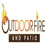 Outdoor Fire and Patio