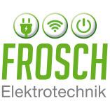 Elektrotechnik Frosch logo
