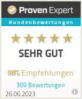 Erfahrungen & Bewertungen zu Kivent GmbH