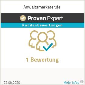 Erfahrungen & Bewertungen zu Anwaltsmarketer.de