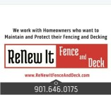 Renew It Fence and deck