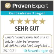 Erfahrungen & Bewertungen zu Daniel Tetzel Fotografie