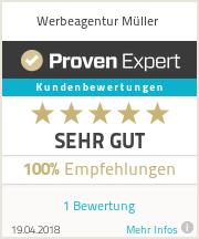 Erfahrungen & Bewertungen zu mm-Grafik.de Werbeagentur
