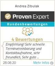 Erfahrungen & Bewertungen zu Andrea Zibulak