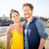 Nadja und Tim Löhr