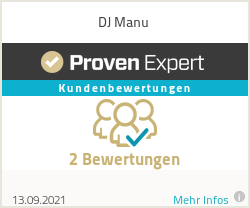 Erfahrungen & Bewertungen zu DJ Manu