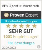 Erfahrungen & Bewertungen zu VPV Agentur Muendrath