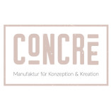 Concré GmbH | Manufaktur für Konzeption & Kreation logo