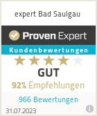 Erfahrungen & Bewertungen zu expert Bad Saulgau/Ehingen
