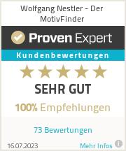 Erfahrungen & Bewertungen zu Wolfgang Nestler - Der MotivFinder