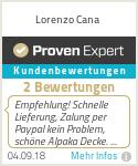 Erfahrungen & Bewertungen zu Lorenzo Cana