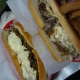 MONKS Cheesesteaks and cheeseburgers