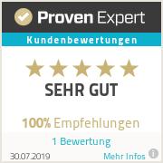 Erfahrungen & Bewertungen zu GABEX GMBH