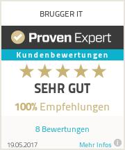 Erfahrungen & Bewertungen zu BRUGGER IT