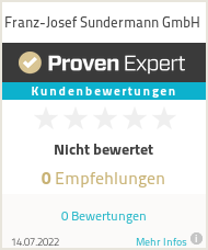 Erfahrungen & Bewertungen zu Franz-Josef Sundermann GmbH
