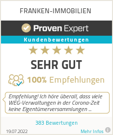 Erfahrungen & Bewertungen zu FRANKEN-IMMOBILIEN