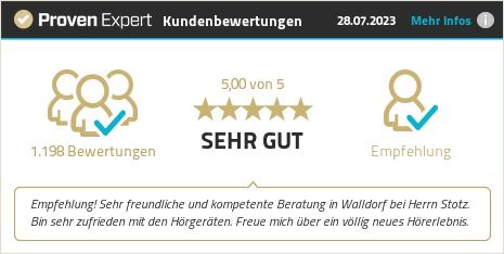 Kundenbewertungen & Erfahrungen zu Rhein-Neckar-Akustik GmbH&Co KG. Mehr Infos anzeigen.