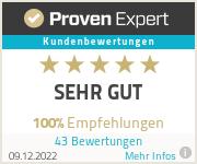 Erfahrungen & Bewertungen zu GOYA GmbH