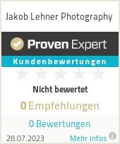 Erfahrungen & Bewertungen zu Jakob Lehner Photography