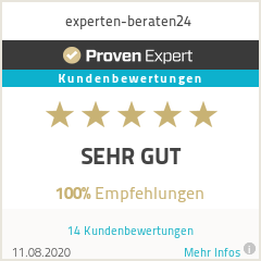 Erfahrungen & Bewertungen zu experten-beraten24