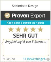Erfahrungen & Bewertungen zu Sahlminko Design