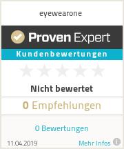 Erfahrungen & Bewertungen zu eyewearone