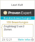 Erfahrungen & Bewertungen zu Lauri Kult
