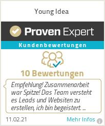 Erfahrungen & Bewertungen zu Young Idea