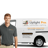 Uplight Pro Landscape Lighting - Delray Beach