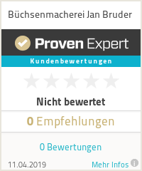 Erfahrungen & Bewertungen zu Büchsenmacherei Jan Bruder
