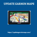 Update garmin maps