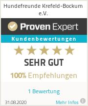 Erfahrungen & Bewertungen zu Hundefreunde Krefeld-Bockum e.V.