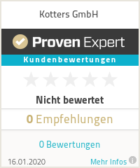 Erfahrungen & Bewertungen zu Kotters GmbH